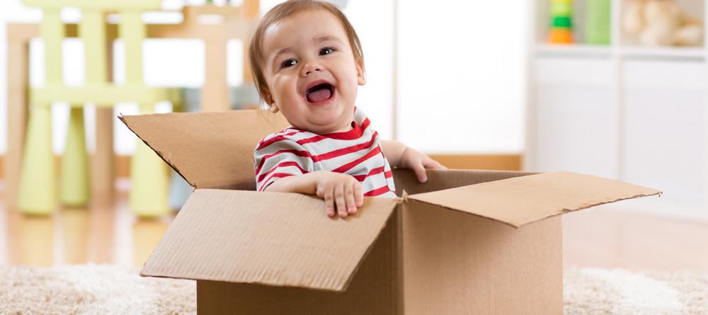 Mystery Box Speciale Neomamme: tutto il necessario per bimbi zero_spreco