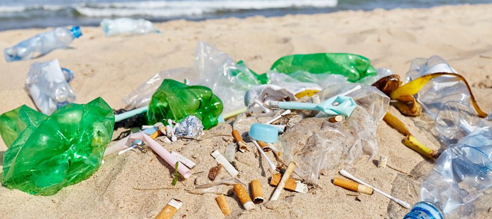 Inquinamento marino: le 6 regole per non inquinare le spiagge e aiutare il mare