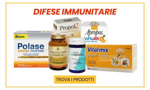 difese immunitarie