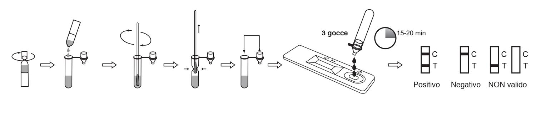 procedimento test covid rapido boson